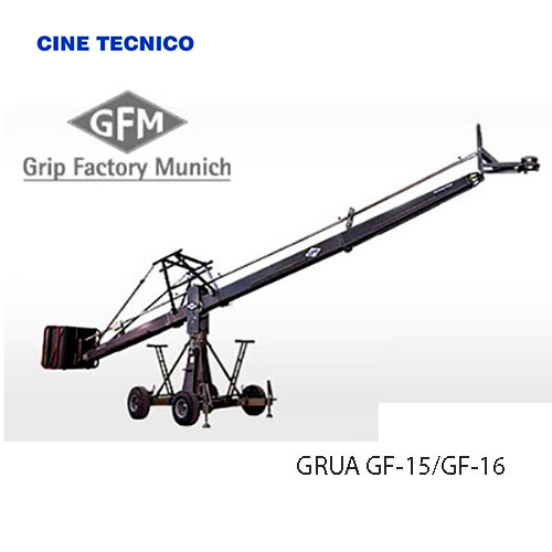 Grúa GF16 Crane - Grip Factory Munich