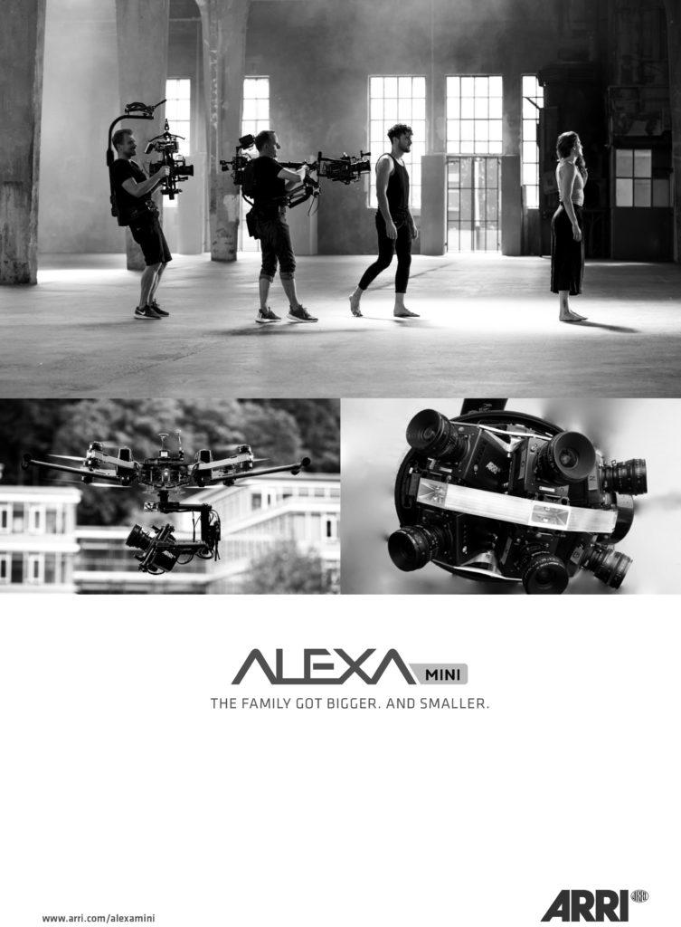 ALEXA Mini Studio / Folleto