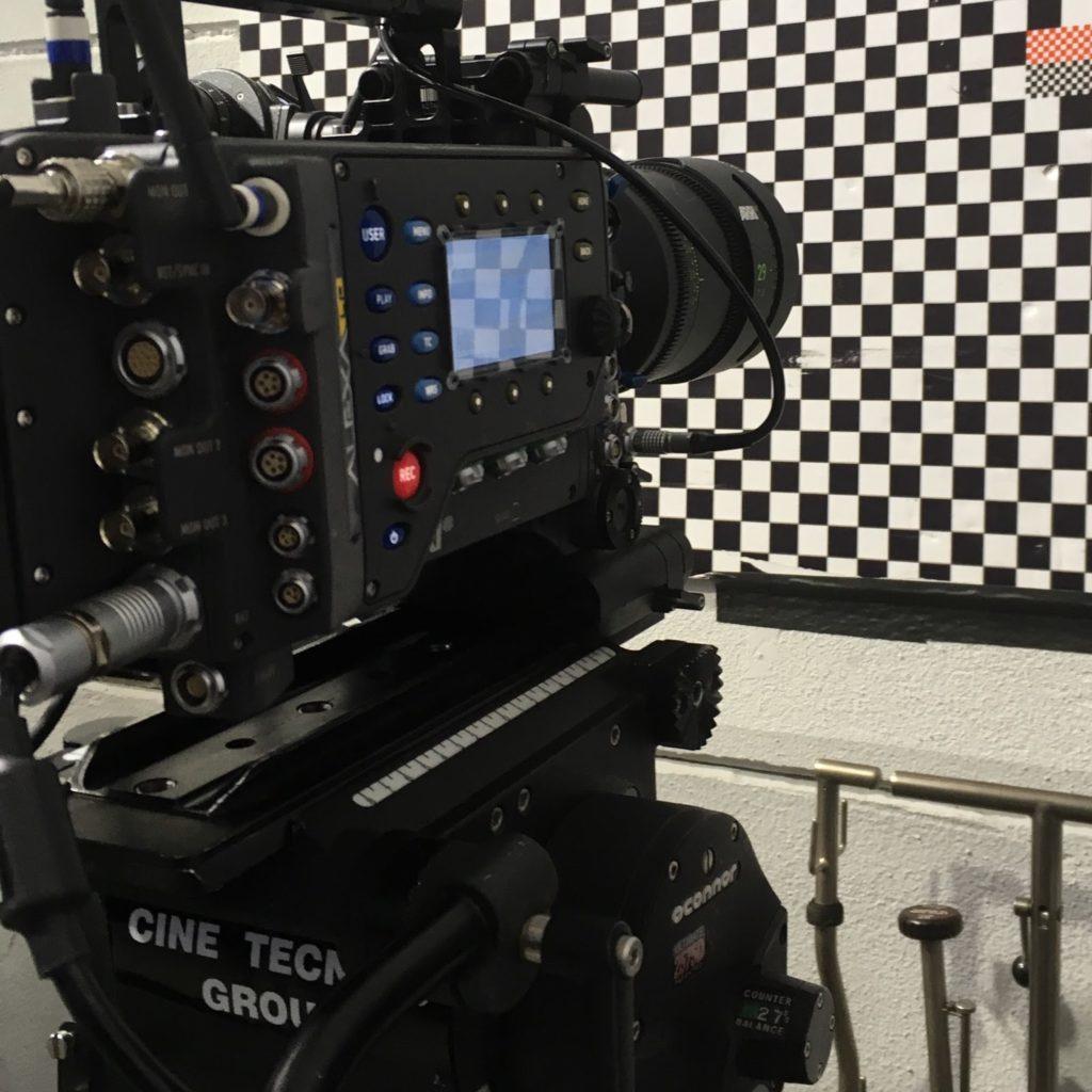 Rodaje Cine Técnico Estudio - Dirección de Cine