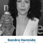 Sandra Hermida Directora de producción