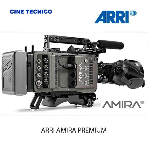 Alquiler Cámaras ARRI AMIRA PREMIUM - Cine Técnico