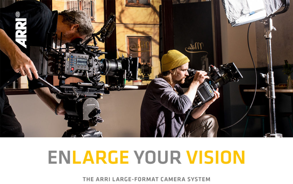 ARRI large-format camera system brochure