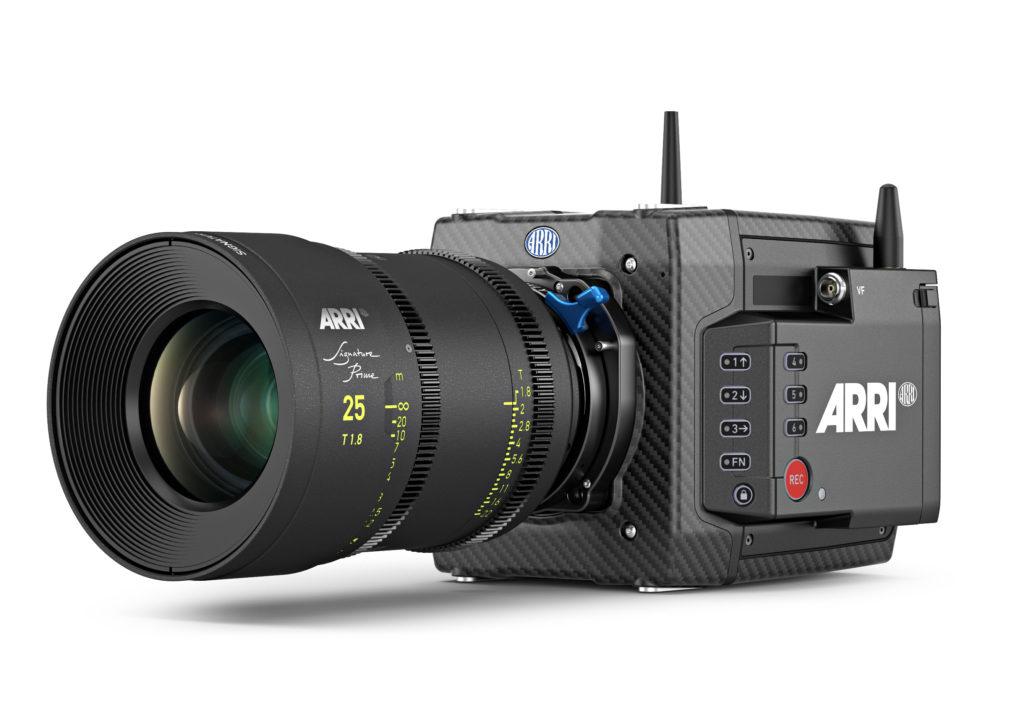 Alquiler cámara Arri Alexa Mini LF