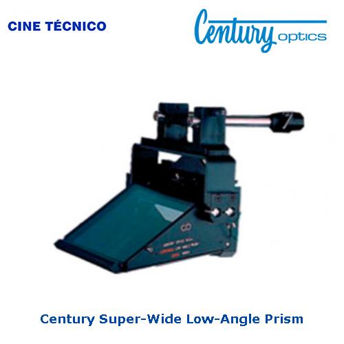 Alquiler Century Super-Wide Low-Angle Prism - Cine Técnico