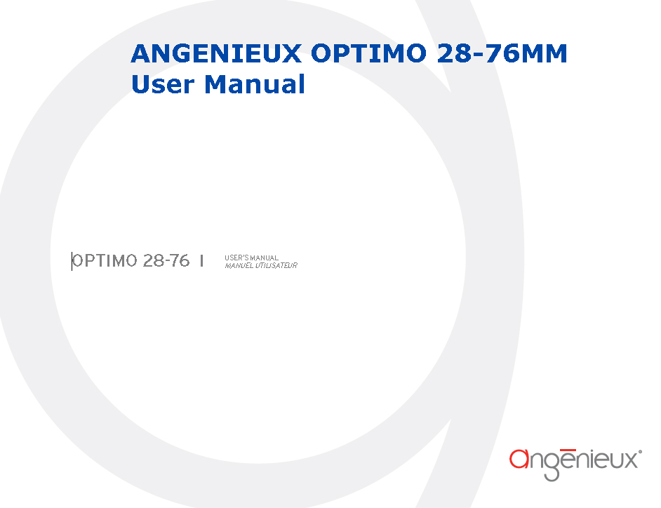 Angénieux OPTIMO 28-76mm T2.6