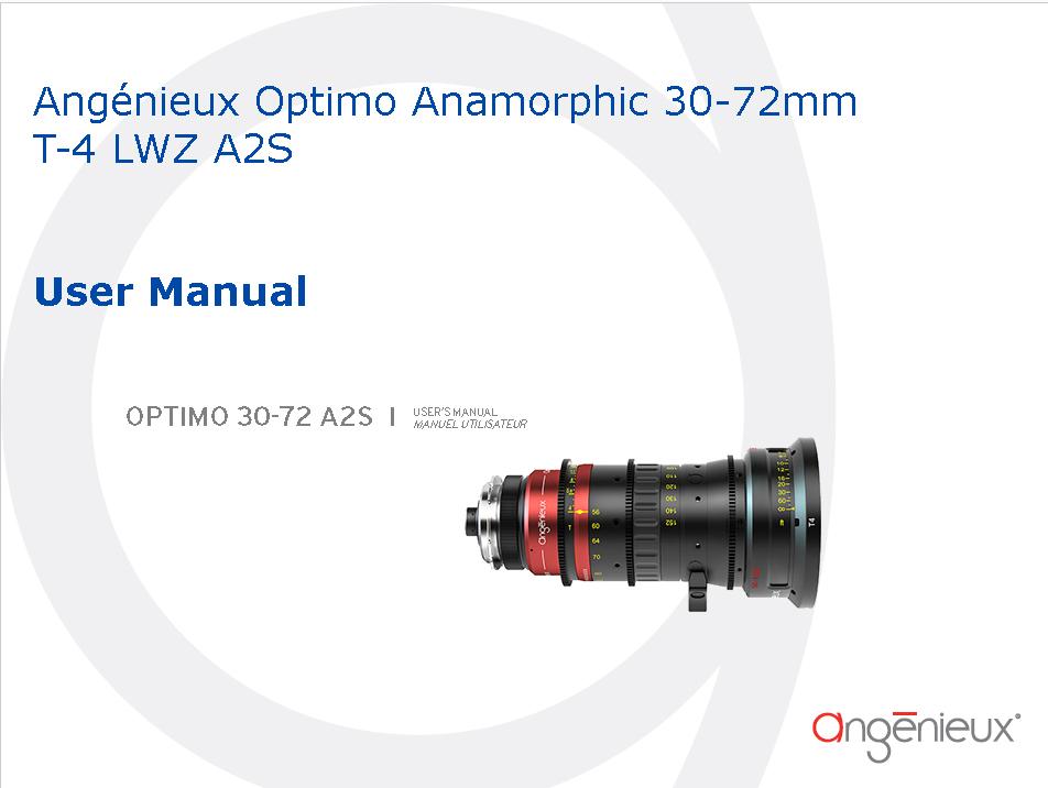 Angénieux Optimo Anamorphic 30-72mm