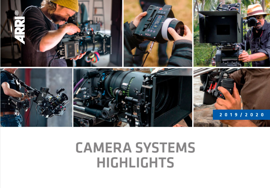 Camera System Highlights - Brochure 2019