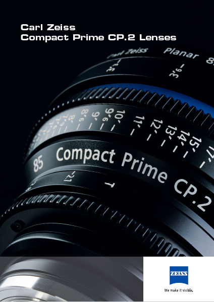 Carl Zeiss Compact Prime CP2 Lenses