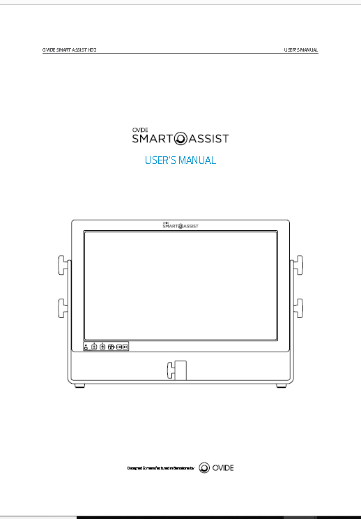 SMART ASSIST HD2 - Manual