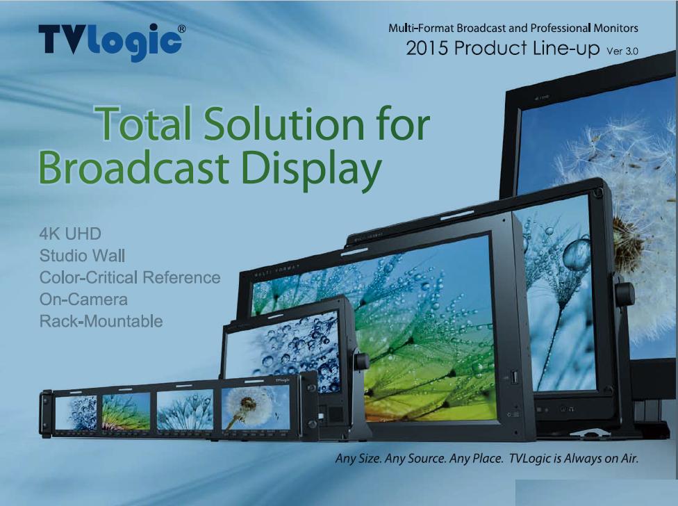 Catálogo 2015 Tv Logic - Cine Técnico