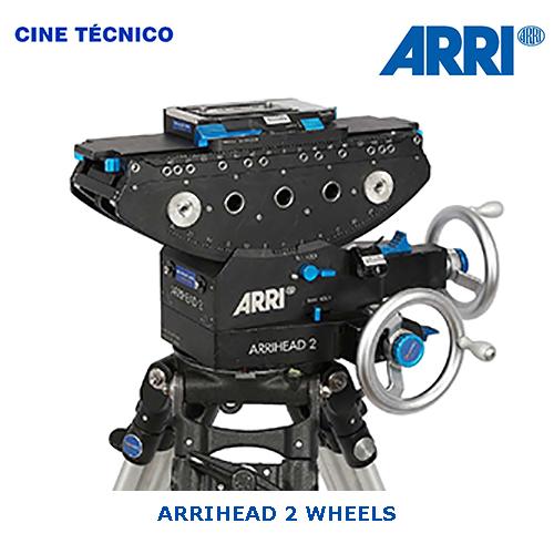 Alquiler ARRIHEAD 2 Wheels - Cine Técnico