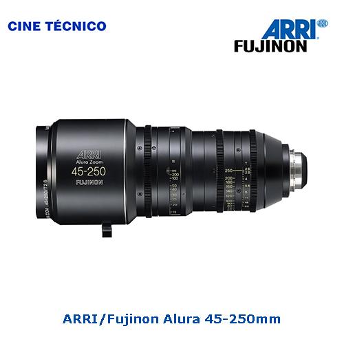 Alquiler ARRI Alura 45-250mm T2.6 - Cine Técnico