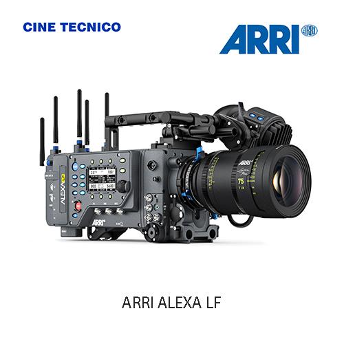 Alquiler de Cámaras digitales Arri Alexa LF - Cine Técnico