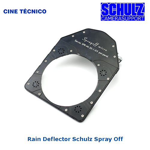 Alquiler Rain Deflector Schulz Spray Off - Cine Técnico