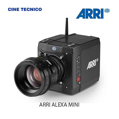 Alquiler de Cámaras digitales Arri Alexa Mini - Cine Técnico