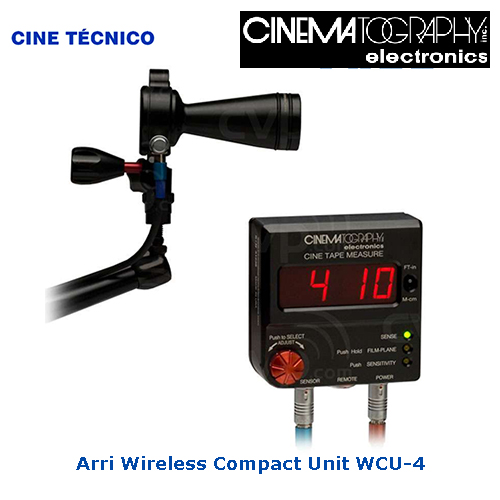 Cinematography Electronics Cine Tape Measuring System