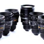 Alquiler lentes ARRI / Zeiss Ultra Prime - Cine Técnico