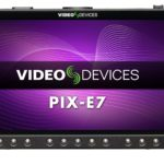 PIX E5 / E7 Video Devices