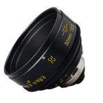 32mm T2.2 Cooke Speed Panchro Rehousing Process
