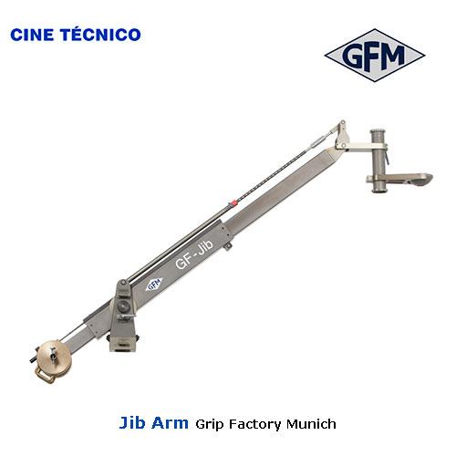 Alquiler GFM JIb Arm - Cine Técnico