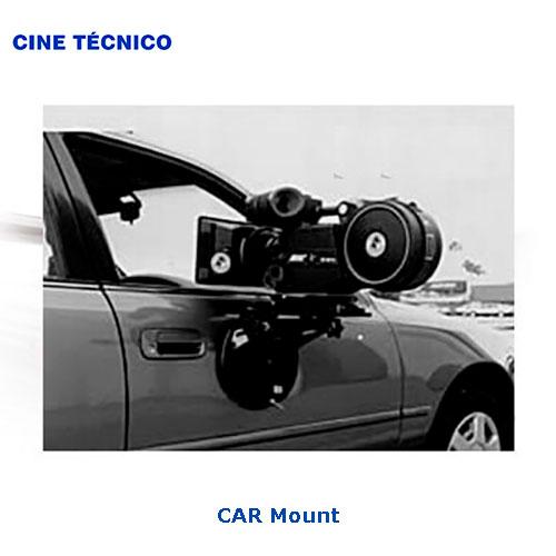 Alquiler CAR Mount . Cine Tecnico