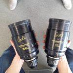 CSB-Cooke Anamorphic/i Prime Lenses