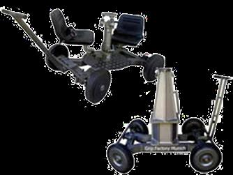 GF-8 Crane Grip Factory Munich / Cine Técnico Rental / Cine Técnico Rental