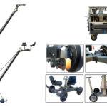 GF-8 CRANE SYSTEM / Cine Técnico Rental