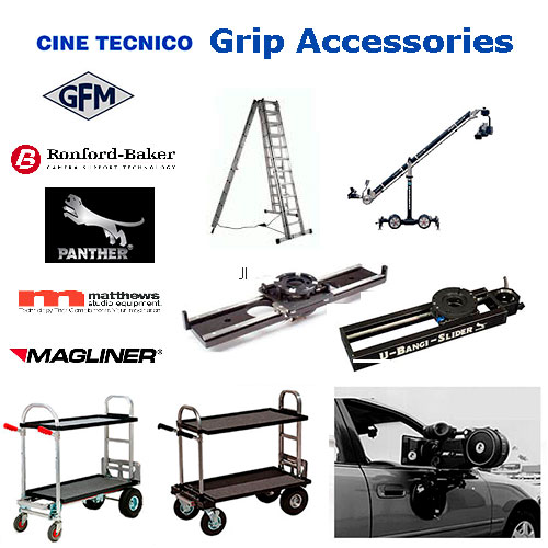 Rent Grip Accessories - Cine Técnico