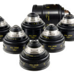 Cooke Speed Panchro Rehousing Process Set full