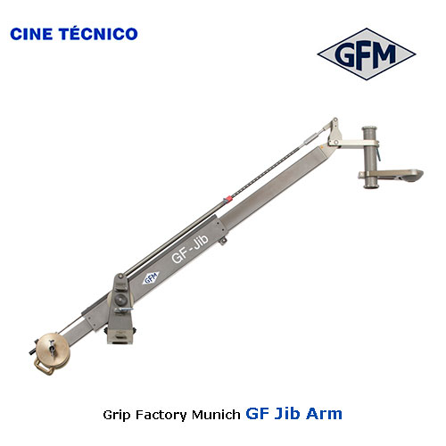 Rent GFM JIb Arm - Cine Técnico