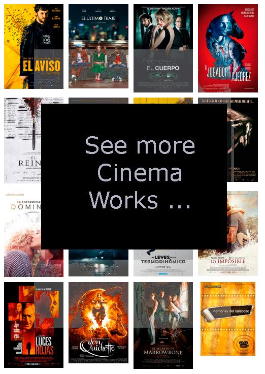 Works Cinema / Films - Cine Técnico