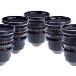 Zeiss Standard Primes lenses - Cine Técnico
