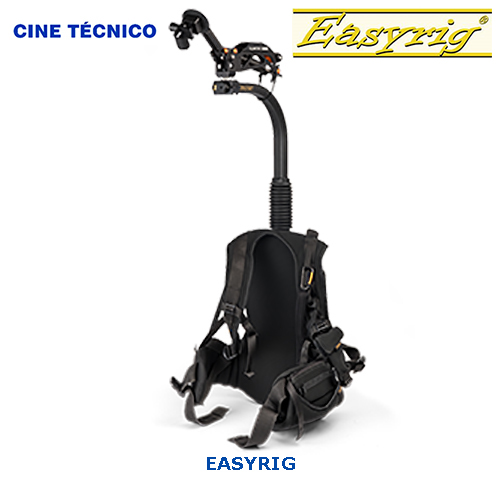 Alquiler Easyrig - Cine Técnico