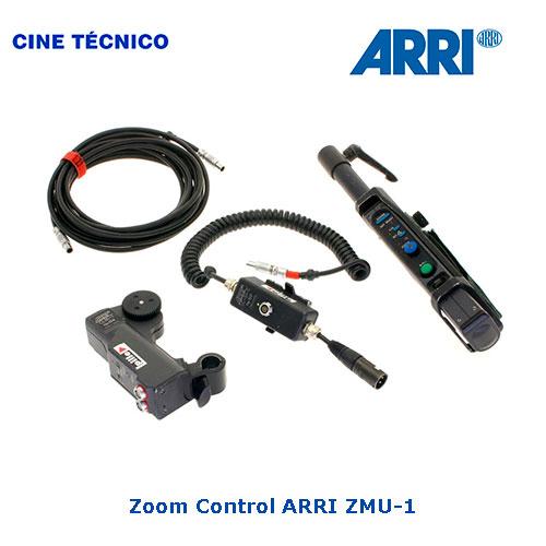 Alquiler ARRI ZMU-3 Zoom Control- Cine Técnico