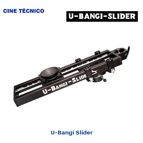 Alquiler Accesorio Grip Slider U-Bangi - Cine Tecnico