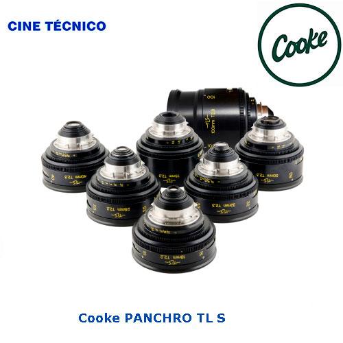 Cooke Speed Panchro TL S Rehousing Process