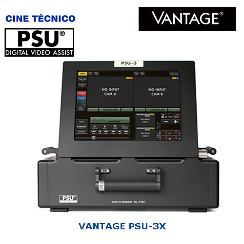 Alquiler Vantage PSU-3X Video Digital Assist-Cine Técnico