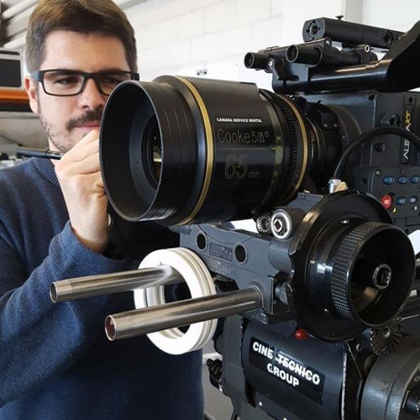 Cooke 5/i Prime Lenses T1.4