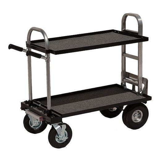 Rent Backstage MAGLINER Senior carts