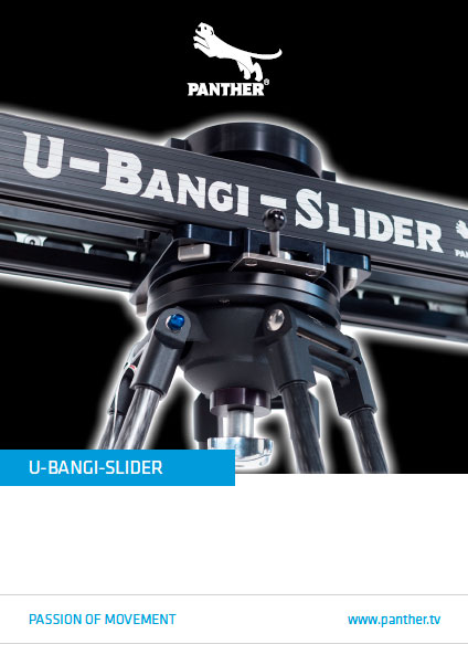 Panther U-Bangi Slider / Brochure