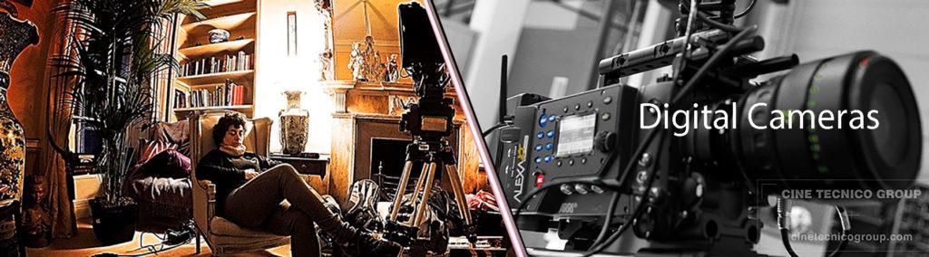 Rent Digital Cameras - Cine Técnico
