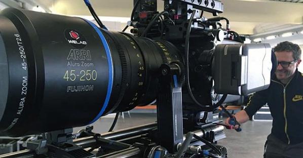 Zoom Arri Alura 45-250mm