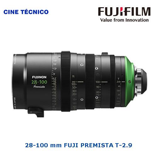 28-100 mm FUJINON PREMISTA T-2.9 Rental