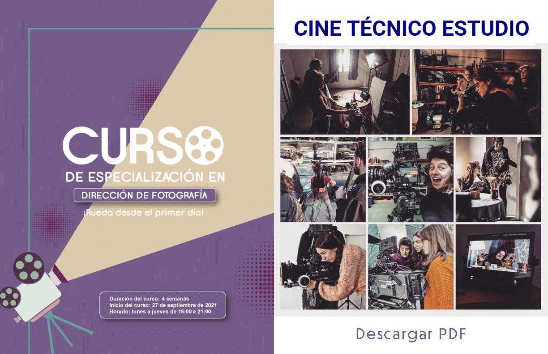 PDF Master - Curso Especialización Director de Fotografía